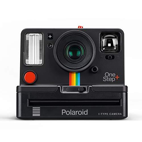 Renewed Polaroid OneStep+ Bluetooth Connected Instant Film Camera - Black (Refurbished)