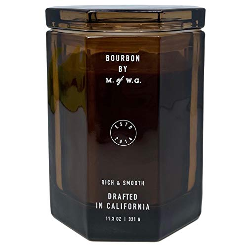 Makers of Wax Goods Bourbon Scented Candle