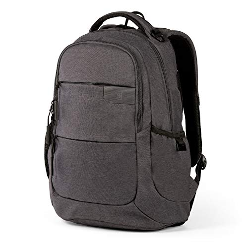 Swiss Gear 18.5' Laptop Backpack - Gray SWISSGEAR