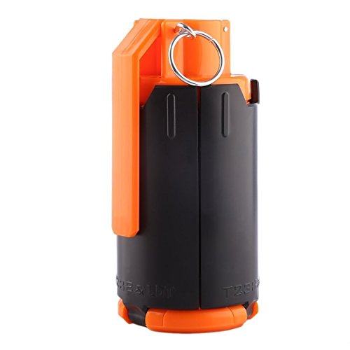 Aevdor CS-Grenade, Plastic Toy-Grenade for Nerf CS Battle Game
