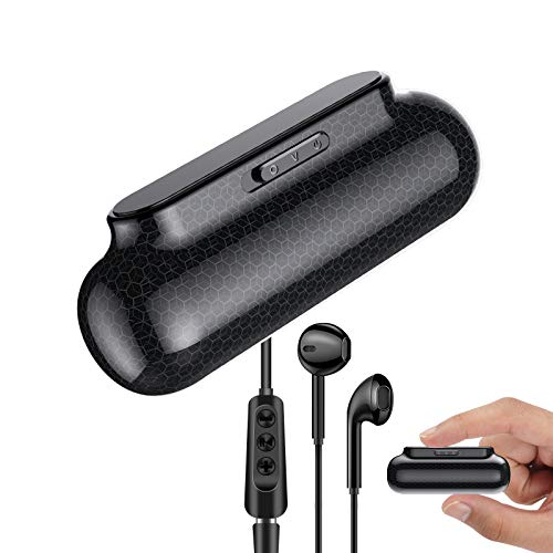 32GB Magnetic Voice Activated Recorder, Mini Digital Voice Recorder Small Listening Device -3200mAh-500H Continuous Recording Time 365 Days Stand by Lecture/Meeting Recorder