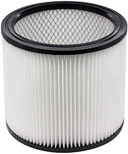 Replacement Shop Vac Filter 90304 90350 90333 Fits Most Shop Vac 5-32 Gallons - Long Lasting - High Absorption (white)