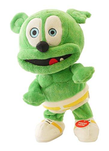 ToyKidz 11.5' Standing Dancing Gummibar Plush