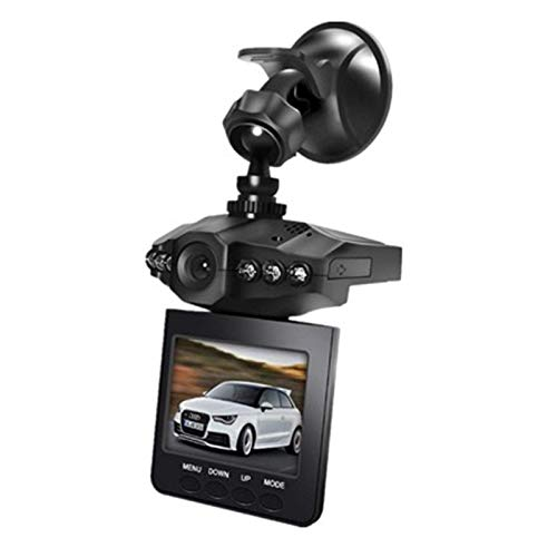 Dash Cam, Car Dash Cam, 2.5' Wide Angle Car Driving Recorder Dashboard Camera, Car DVR Vehicle Dash Cam with Night Mode, WDR, Loop Recording Excellent Video Images New