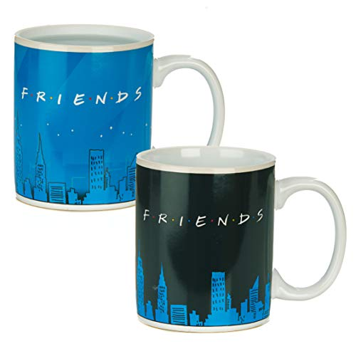 Paladone Friends TV Show They Don't Know Heat Change Mug