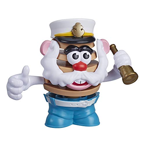 Mr. Potato Head Chips Saul T. Chips Toy for Kids Ages 3+, 10 Pieces (Pack of 1)