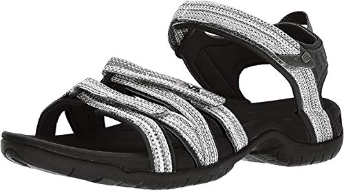 Teva Tirra Black/White Multi 8