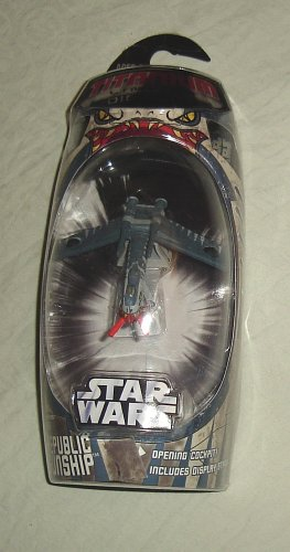 Star Wars Titanium 'Animated Clone Wars' Republic Gunship