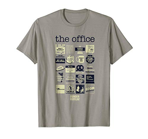 The Office Quote Mash-Up Funny T-Shirt - Official Tee
