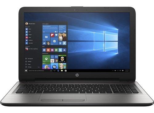 HP 15-ay039wm 15.6 inch laptop ( i3-6100U 2.3GHz, 8GB RAM, 1TB HDD, DVD Burner, Windows 10, Silver)