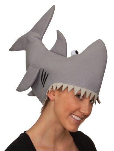PMU Shark Attack Costume Hat
