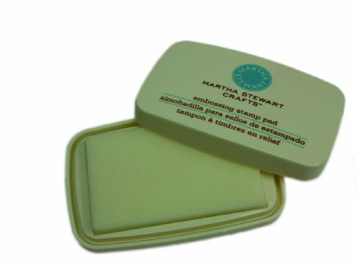 Martha Stewart Crafts Embossing Stamp Pad