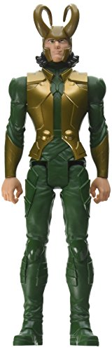 Avengers Marvel Titan Hero Series 12-inch Loki Figure