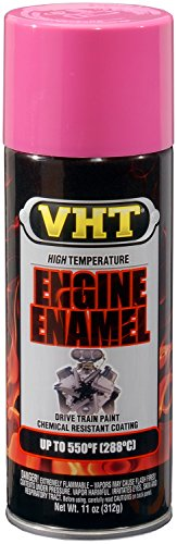 VHT SP756 Engine Enamel Hot Pink Can - 11 oz.