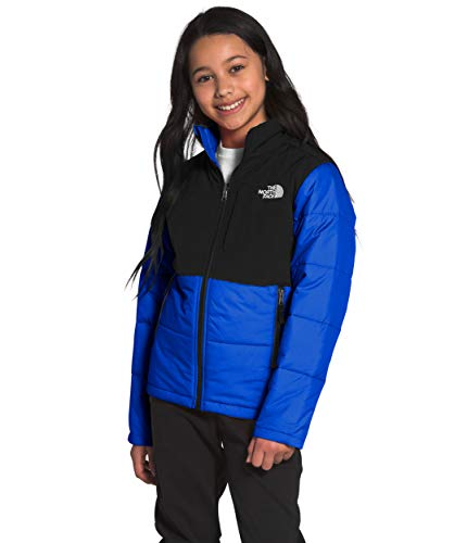 The North Face Youth Balanced Rock Insulated Jacket, TNF Blue, L