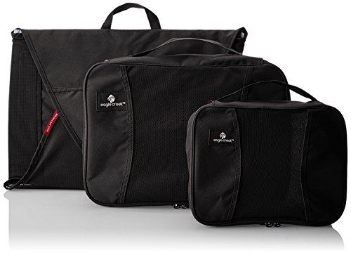 Eagle Creek Travel Gear Pack-it Starter Set, Black, One Size