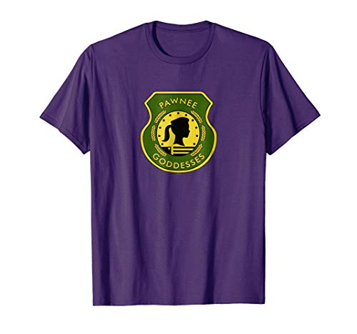 Parks and Recreation Pawnee Goddesses Standard T-Shirt