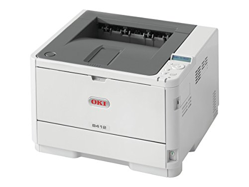 OKI Data B412dn 35ppm Monochrome Printer (62444301)
