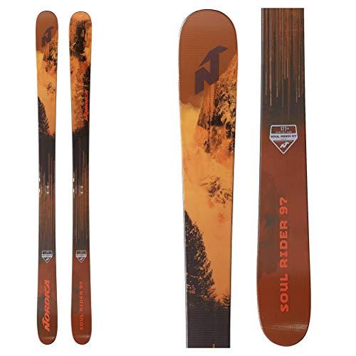 Nordica 2020 Soul Rider 97 Skis (169)