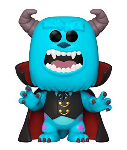 Funko Pop Sulley as Vampire Pixar Monsters Inc Amazon Halloween Exclusive #975