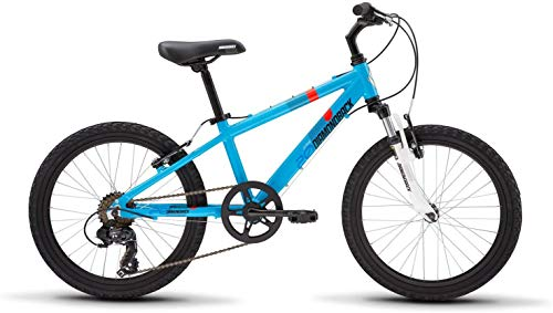 Diamondback Bicycles Octane 24 Youth 24' Wheel Mountain Bike, orange