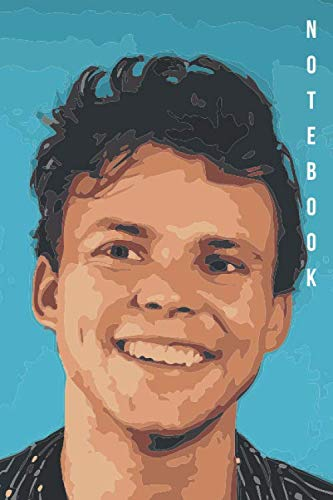 Notebook: Ashton Irwin 5 Seconds of Summer Watercolor Drawing Notebook Gift Journal