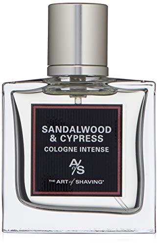 The Art of Shaving Cologne Intense, Sandalwood & Cypress, 1.0 Fl Oz