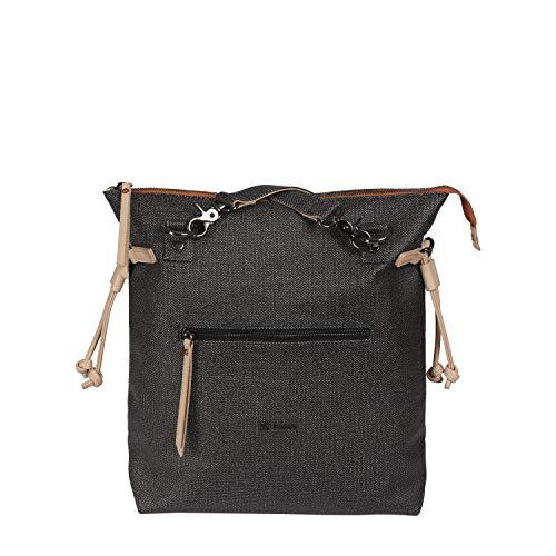 Sherpani Citizen, Convertible Backpack, Fashion Tote Bag, Canvas Handbag for Women, 10 Inch Tablet Compatibility (Blackstone)