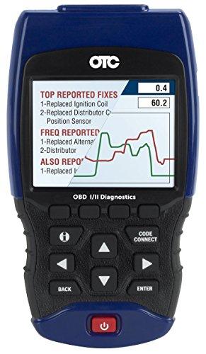OTC 3211 OBD I & II Scan Tool, 1 Pack