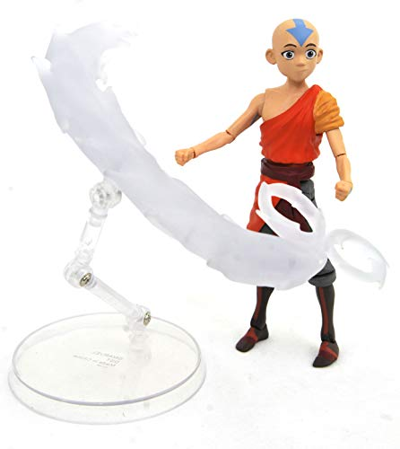 DIAMOND SELECT TOYS Avatar The Last Airbender: Aang Deluxe Action Figure