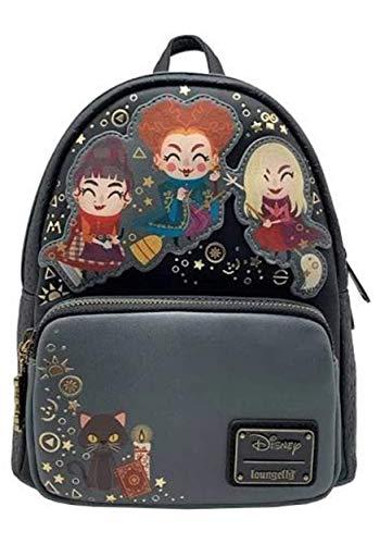 Loungefly Hocus Pocus Chibi Mini Backpack Standard