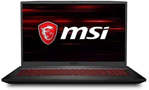 MSI GF75 17.3' Gaming Laptop, i5-10300H, 8GB, 128GB SSD+1TB