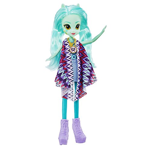 My Little Pony Equestria Girls Legend of Everfree Lyra Heartstrings Doll