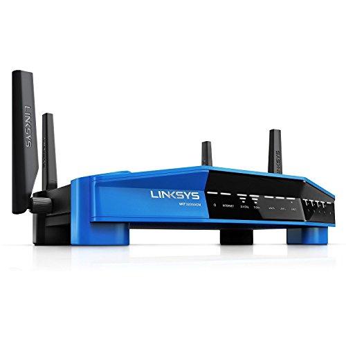 Linksys WRT3200ACMA-4T Linksys Wi-Fi Router with Bonus AC600 USB Adapter