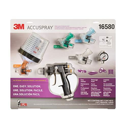 3M Accuspray ONE Spray Gun System with Standard PPS, 16580