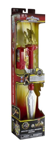 Power Rangers Megaforce Ultra Dragon Sword