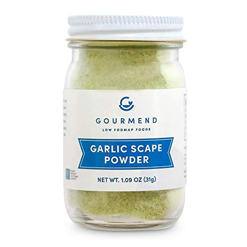 Gourmend Low FODMAP Garlic Scape Powder