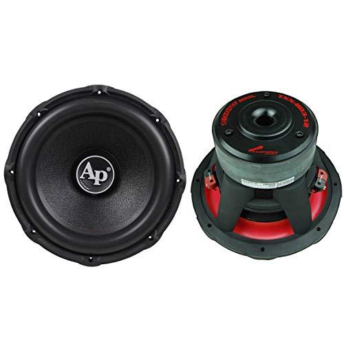 Audiopipe 2 TXX-BD3-12 12' 3600W Car Audio Subwoofers Subs Woofers TXXBD312