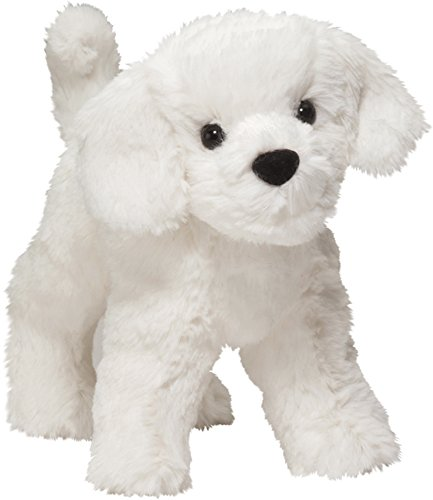Douglas Dandelion Puff Bichon Dog Plush Stuffed Animal