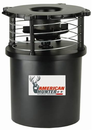 American Hunter R-Pro Feeder Kit Black, One Size