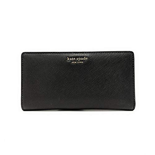 Kate Spade New York Wellesley Printed Stacy (New Black 2019), Medium
