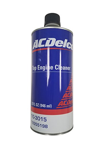 Genuine GM 19355198 Upper Engine and Fuel Injector Cleaner-16 Oz., Pack of 1