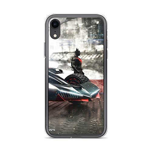 iPhone 7 Plus/8 Plus Anti-Scratch Shockproof Clear Case Batmobile Beyond