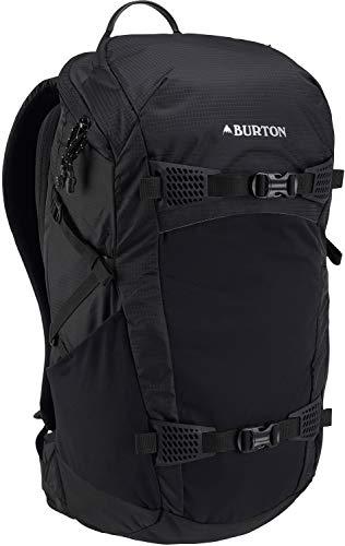 Burton Multi-Season Day Hiker 31L Hiking/Backcountry Backpack, True Black Ripstop