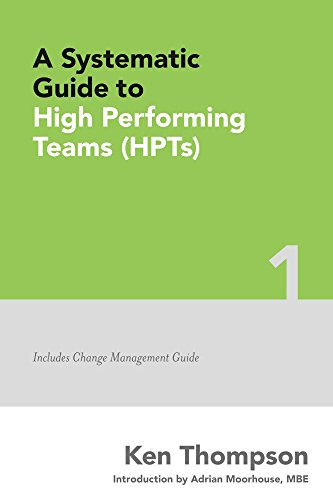 A Systematic Guide to High Performing Teams (HPTs): Includes Change Management Guide (The Systematic Guides Series Book 1)