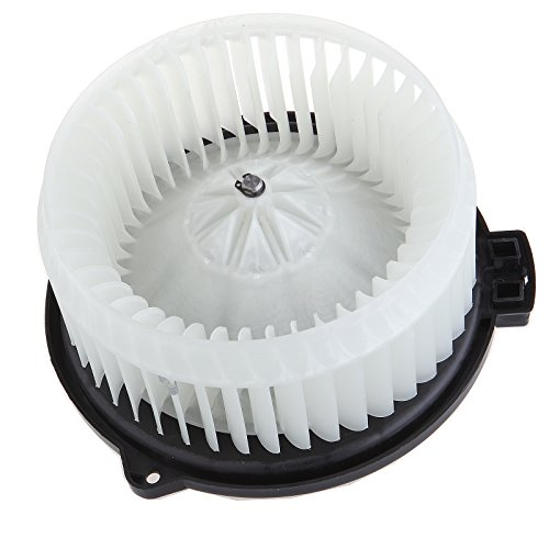ECCPP HVAC Plastic Heater Blower Motor for Acura for Honda w/Fan Cage fit for 2001-2005 for Acura EL /2001-2005 for Honda Civic /2002-2006 for Honda CR-V /2003-2011 for Honda Element