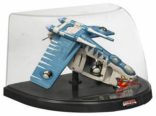 Hasbro Titanium Series Star Wars Ultra Republic Gunship