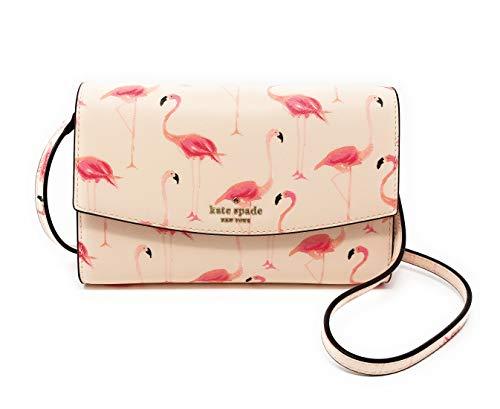 Kate Spade Laurel Way Winni Flamingo Crossbody Handbag