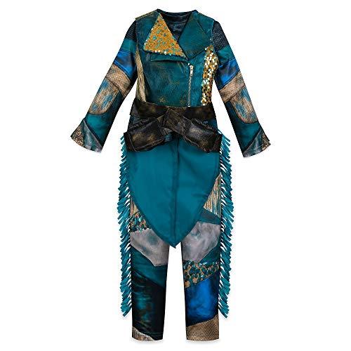Disney Uma Costume for Kids - Descendants 3 Size 5/6 Multi
