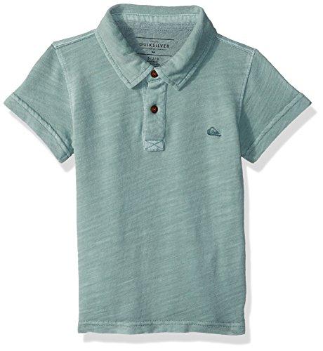 Quiksilver Boys' Little Everyday Sun Cruise Youth Polo Shirt, Trellis, 3